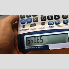Asmr  Calculator Words  Australian Accent  Tapping The Calculator To Find Words While