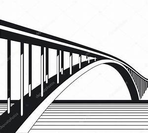 To Bridge  U2014 Stock Vector  U00a9 Scusi0
