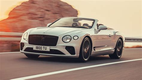 Cool Bentley Cars by This Is The New Bentley Continental Gt Convertible Top Gear