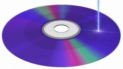 Dvd Cd Disk Inside Empty Burn Why
