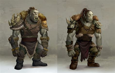 orc warrior dd google search rpg images fairytale