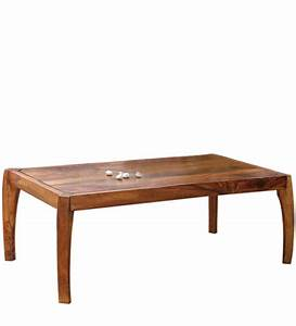 Honey light colored coffee table by wood dekor by wood for Light colored wood coffee table