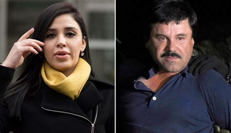 Wife of 'El Chapo', from teen beauty queen to accused drug ...