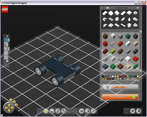 lego digital designer    freewarefiles