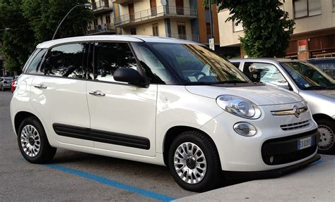 What Is A Fiat by Fiat 500l