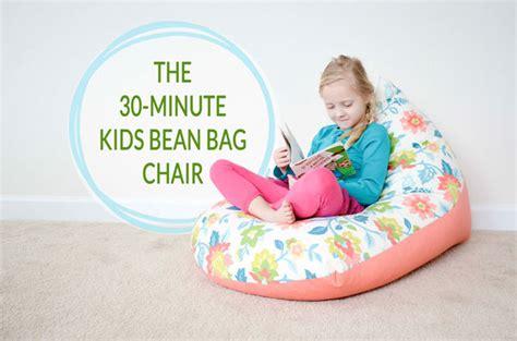 cousez un pouf poire pour enfant en 30 minutes de