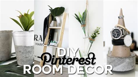 Diy Pinterest Inspired Room Decor
