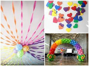 Awesome Rainbow Themed Party for Kids FabKids Blog – Mom