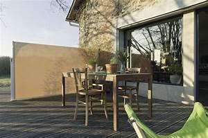 store enrouleur exterieur terrasse de luombre sur sa With wonderful voilage exterieur pour terrasse 1 store enrouleur exterieur