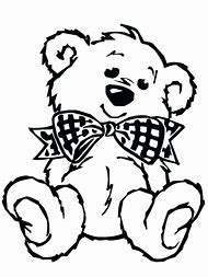 Best Teddy Bear Coloring Pages - ideas and images on Bing   Find ...