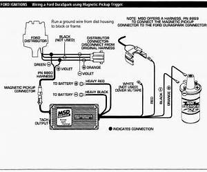 Msd 6a Wiring Diagram Gm Hei Professional Msd  2 Fuse