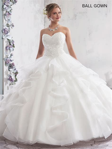 bridal ball gowns style mb  ivory  white color