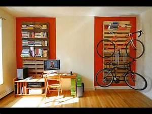 Möbel Aus Paletten : 21 ideen wie sie aus holz paletten moderne m bel machen youtube ~ Sanjose-hotels-ca.com Haus und Dekorationen