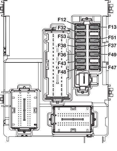 Alfa Romeo 147 Stereo Wiring Diagram by Alfa Romeo Mito From 2013 Fuse Box Diagram Carknowledge