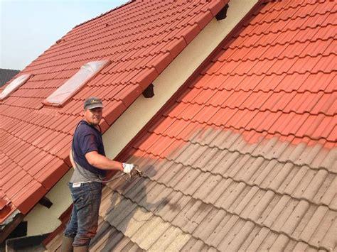 mousse sur toiture tuiles mousse sur toiture tuiles protection hydrofuge tuile