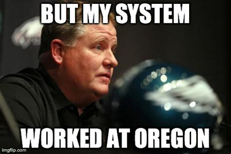 Chip Kelly Memes - chip kelly is ruining fantasy football waiver warrior