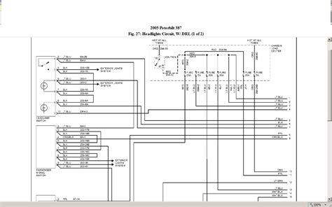 peterbilt  wiring diagram webtorme