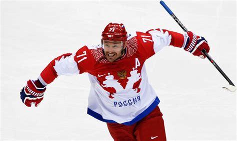 Krievijas hokeja izlasei pārbaudes mačos Rīgā palīdzēs pieci NHL spēlētāji - Hokejs - Apollo.lv ...
