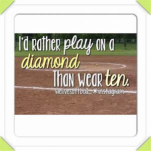 Softball Princess Quotes. QuotesGram