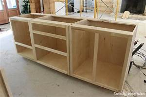 Cabinet Beginnings - Domestic Imperfection