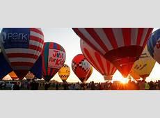 Kentucky Derby Festival US Hot Air Balloon Team