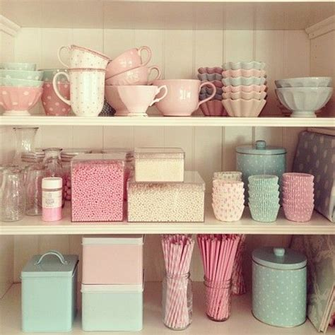 Pastel Kitchen Decor  Kitchen  Pinterest