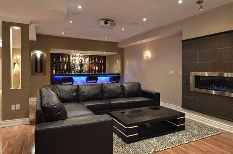 finished basements custom basement bar finished