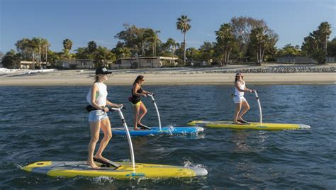 Pedal Boat New York by Hobie Introduces New Standup Pedalboard Sup Magazine