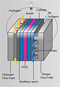 The 4 Components Of A Pem Fuel Cell
