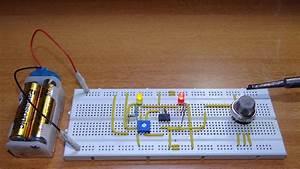 How To Make Smoke Detector Alarm Circuit