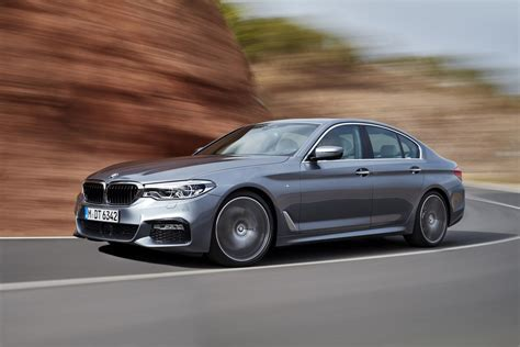 Allnew, 2018 Bmw 5 Series Looks To Conquer Sports Sedan