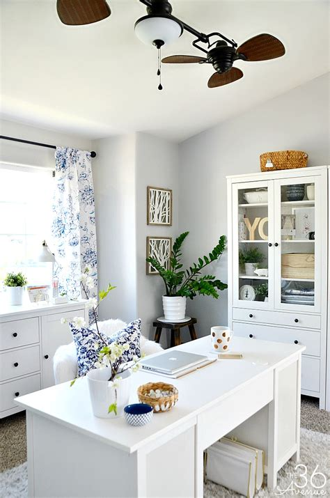 Decorating Ideas For Office by Home Office Decor Reveal Part One The 36th Avenue