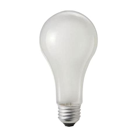philips 60 watt incandescent a19 silicone coated frosted