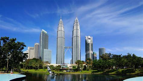 petronas twin towers kuala lumpur city centre klcc