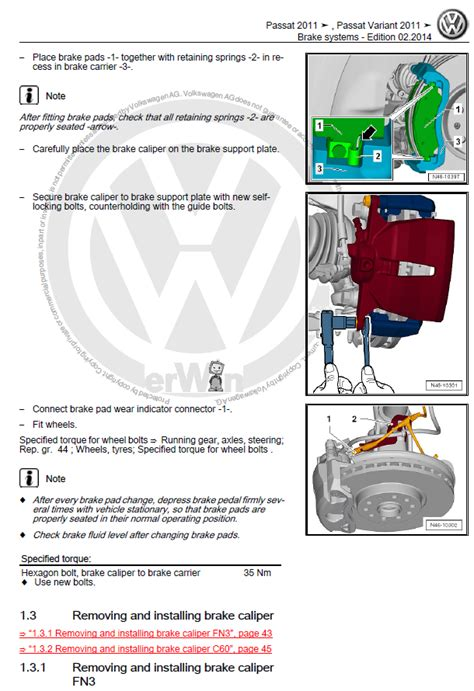 service and repair manuals 2012 volkswagen jetta electronic throttle control volkswagen passat 2011 2015 repair manual factory manual