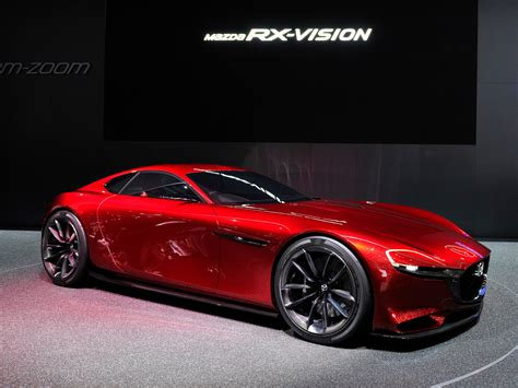 Mazda's Most Iconic Sports Car May Be Set For A Comeback