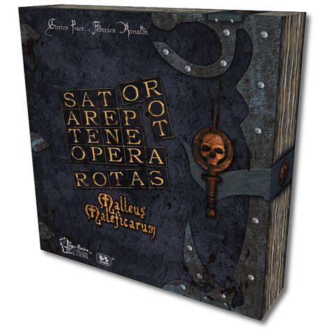 Sator Arepo Tenet Opera Rotas - Malleus Maleficarum - Post ...
