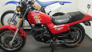 1982 Honda Ft500 Ascot Starter Solenoid