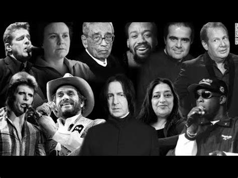 celebrity deaths  famous people  died