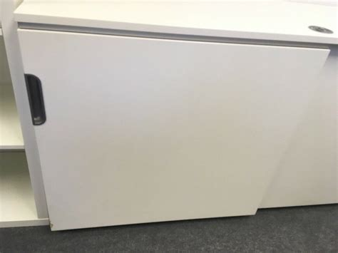 Ikea Sliding Door Cabinet by Ikea Galant Cabinet Unit With Sliding Doors In