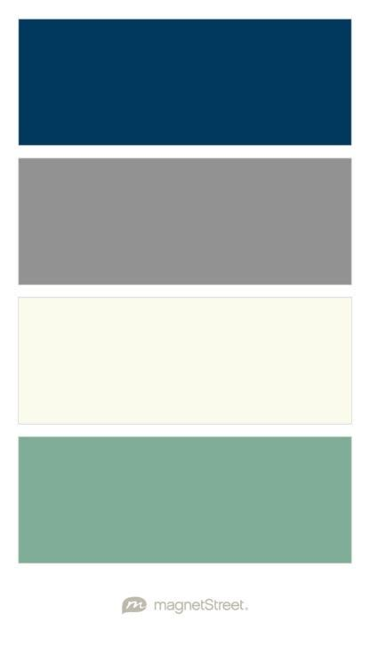 navy green color navy classic gray ivory and green wedding color