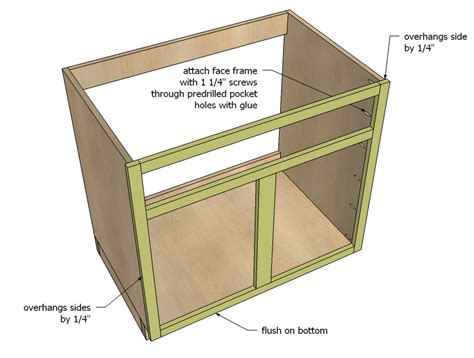 cabinet making plans free build kitchen cabinets free plans plans for kitchen