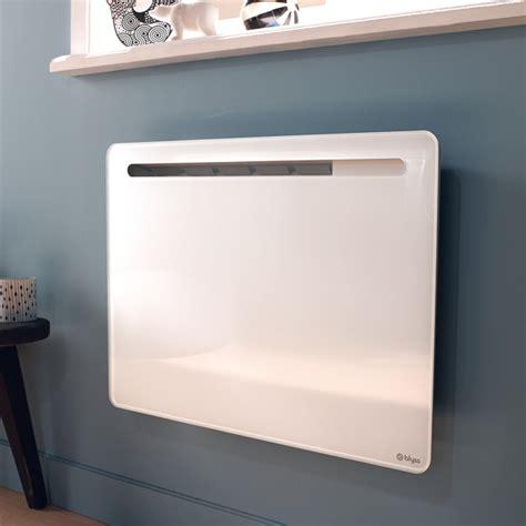 radiateur pas cher panneau rayonnant blyss skilak blanc 1000 w radiateur 233 lectrique castorama ventes pas cher