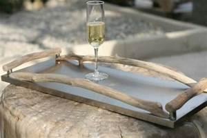 Plateau Deco Design : le bois flott en d co 52 id es originales ~ Teatrodelosmanantiales.com Idées de Décoration