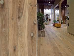 White Oak Wide Plank Engineered Wood Flooring Images