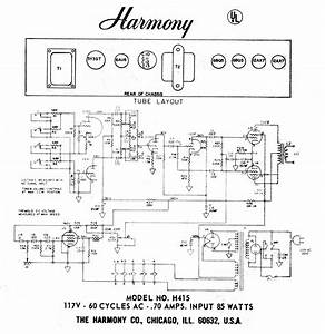 Wiring Diagram For Electric Silvertone Guitar  U2013 Readingrat Net