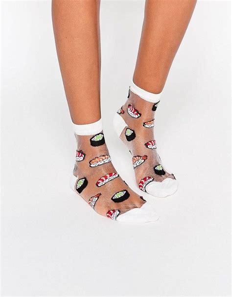 Floral Sheer Socks 25 best ideas about fashion socks on sheer