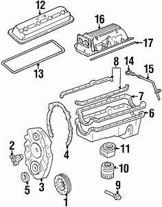 Pontiac Firebird Engine Intake Manifold Gasket Set