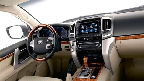 Land Cruiser Interior by 2018 Toyota Land Cruiser Interior Toyota Land Cruiser