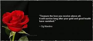 Quotes About Tr... Treasured Love Quotes